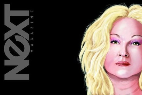 Cyndi Lauper brings some true colors to the world of Broadway with her new musical, Kinky Boots. | Daily Crew | Scoop.it