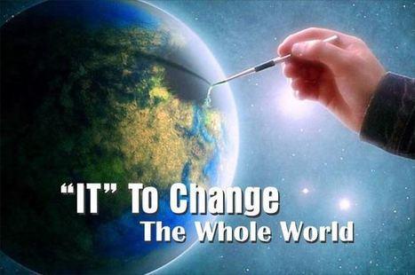 "Himanshu Sampat Says  ""IT"" To Change The Whole World   Mr. Himanshu Sampat - An entrepreneur of his own career.   Scoop.it"