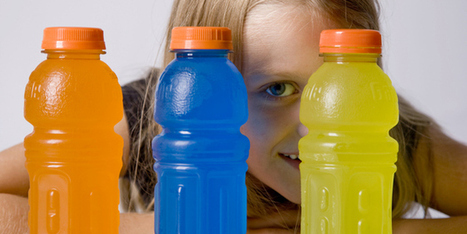 'Healthy' marketing for sports drinks opposed - Exercise - NZ Herald News | Health NCEA Level 1 | Scoop.it