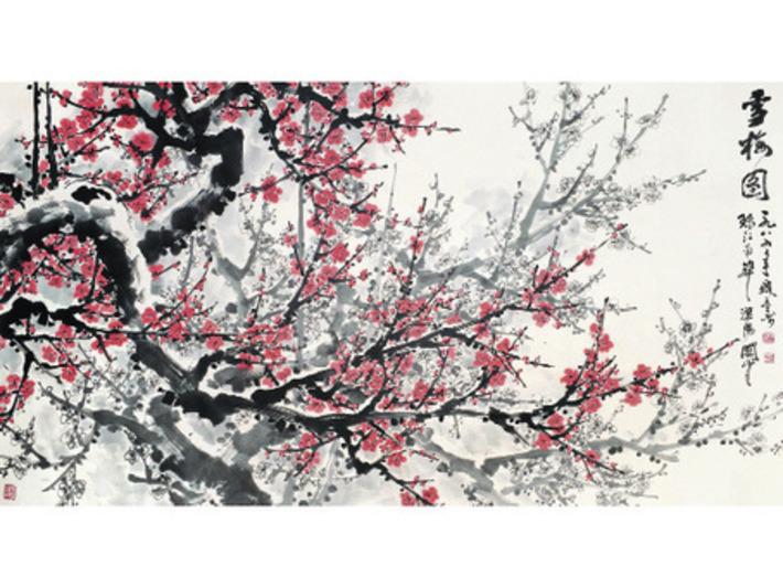 Guan Shanyue : un souffle de réalisme dans la peinture traditionnelle chinoise | French China | Kiosque du monde : Asie | Scoop.it