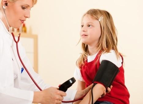 Pressão alta: aumenta número de crianças com o problema | Portal da Diálise - Mais | Scoop.it