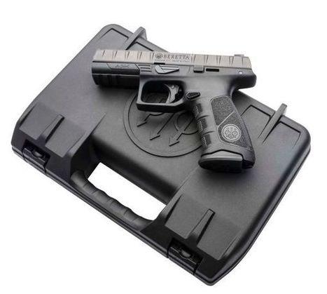 Beretta APX pistol - Beretta - all4shooters.com   Firearms   Scoop.it