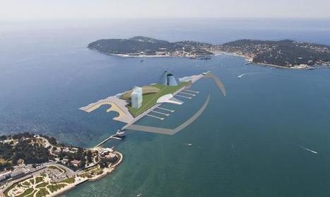 Bientôt une île artificielle en rade de Toulon ? | Biodiversité & Relations Homme - Nature - Environnement : Un Scoop.it du Muséum de Toulouse | Scoop.it