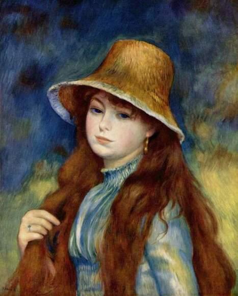 Impresionista sensual, Pierre Auguste Renoir | Historia del Arte | Scoop.it