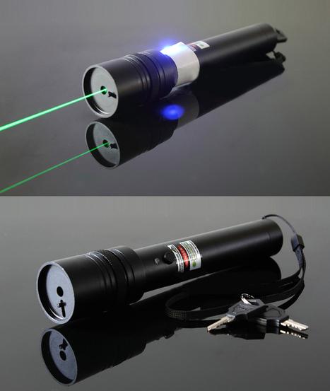 Stärke Laserpointer Grün 500mW günstig kaufen | Laserpointer stark hohe Leistung kaufen | Scoop.it