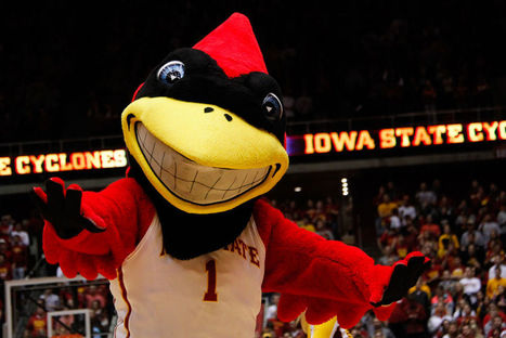 Iconic mascot Cy shares 7 decades at Iowa State | Mascots | Scoop.it