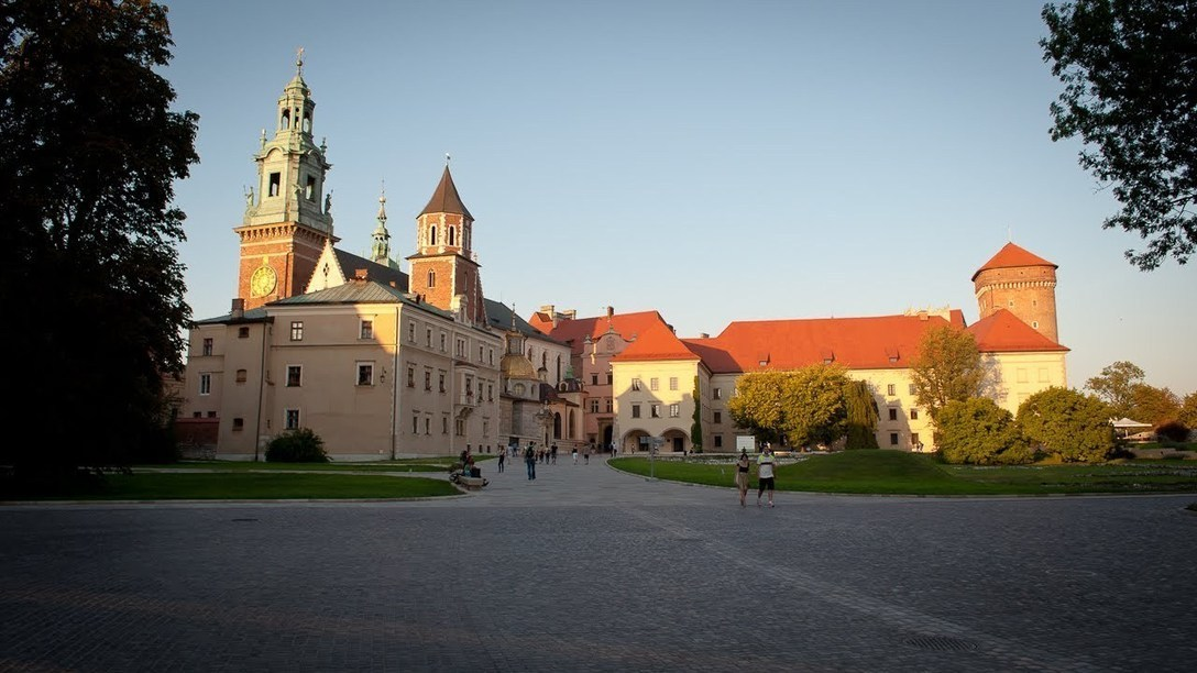 Best of Wawel Castle in Krakow Poland - YouTube