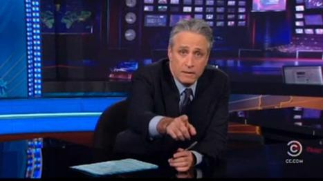 Jon Stewart eviscerates CNN's misreporting of Boston Marathon bombing case | Daily Crew | Scoop.it