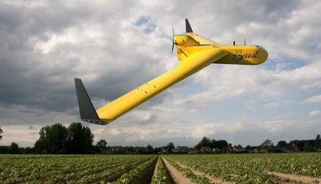 5 reasons why drones will revolutionise agriculture | Nostri Orbis | Scoop.it