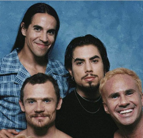 Unreleased Red Hot Chili Peppers track featuring Dave Navarro leaks online -- listen | Music Extravaganza | Scoop.it