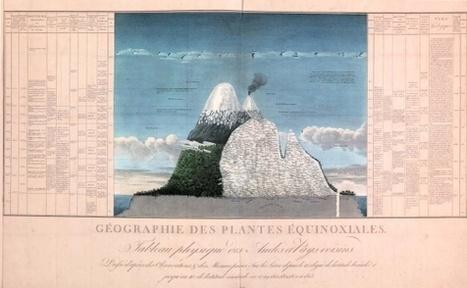 Un dibujo de Humboldt de hace 200 años prueba el cambio climático | E-learning and MOOC | Scoop.it