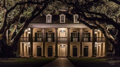 Tweet from @oilfieldoldlady | Oak Alley Plantation: Things to see! | Scoop.it