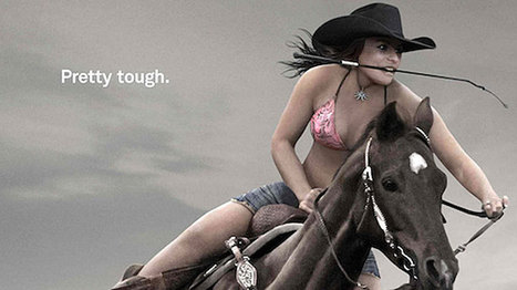 Cowboys Like Hot Rodeo Girls, Says Hot Rodeo Girl | Western Lifestyle | Scoop.it