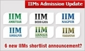 6 new IIMs to announce shortlist after admission process over in rest 13 IIMs; get ready for dual opportunity at low CAT 2015 scores | All About MBA | Scoop.it
