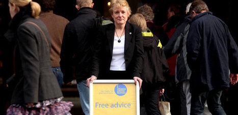 Citizens Advice Bureaus forced to turn away those in need | Political world | Scoop.it