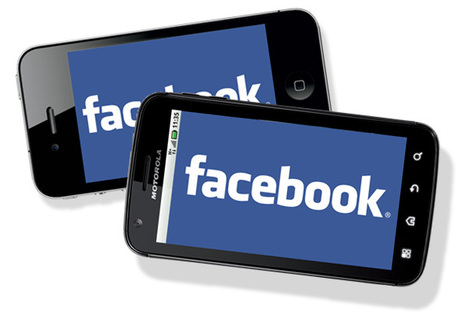Facebook Looks Beyond the Social Media Part of Its Business - Mobile is key | Médias sociaux et tourisme | Scoop.it