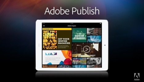 Adobe Publish coming in summer 2015 | Adobe Digital Publishing | M-learning, E-Learning, and Technical Communications | Scoop.it