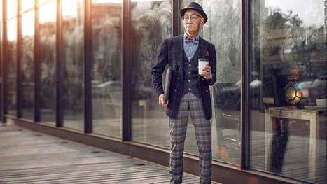 El hipster más hipster de China es un abuelo   Sociedad y Comunicación Digital (#socdig y #comdig)   Scoop.it