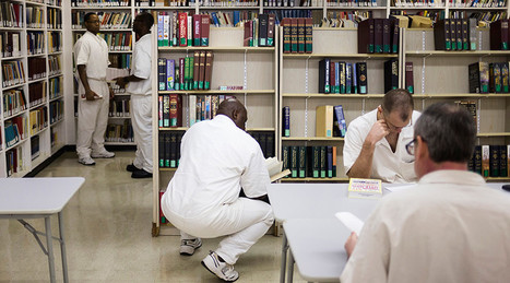 Prison paradox: Texas jail authorities ban 15,000 books… but allow Hitler's 'Mein Kampf' | Saif al Islam | Scoop.it