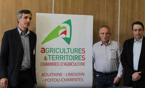 La régionalisation des chambres d'agriculture Aquitaine, Poitou-Charentes et Limousin est en marche | Revue de presse : l'agriculture en Aquitaine | Scoop.it