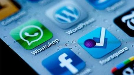 WhatsApp sigue creciendo por encima de sus competidores | Prionomy | Scoop.it