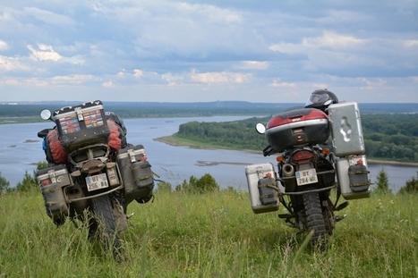 Les routes pourries c'est pas fini ! - les tribulations d'Altaï et Khan | Les sites favoris de balade à moto | Scoop.it