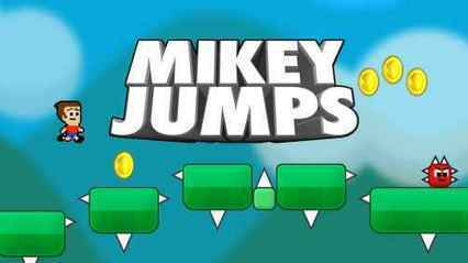 Mikey Jumps for iOS - The APPS Review   Latest Mobile Apps   Scoop.it
