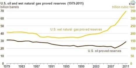 Crude Oil Reserves at Highest Level Since 1985 | Energy Economy Evolution | Scoop.it