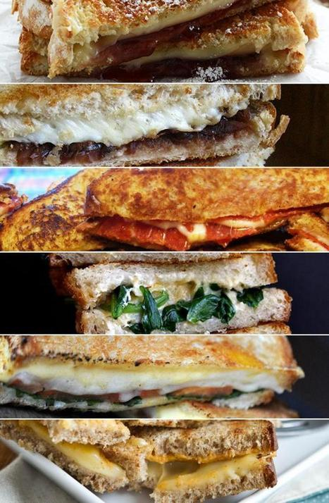 Happy National Grilled Cheese Day! 12 Outrageous Ways To Celebrate | concierge medicine | Scoop.it