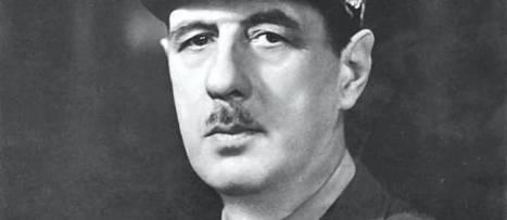 Comment de Gaulle a raté le Nobel de littérature | Un peu de tout pour toutes et tous | Scoop.it
