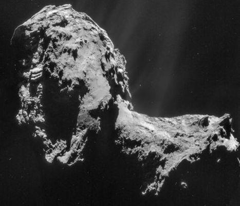 Rosetta Reignites Debate on Earth's Oceans - NASA Science | Space & Time | Scoop.it