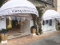 Località estive per il retail Ermanno Scervino | Fashion Illustrated | Retail News in Italiano | Scoop.it
