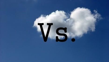 Apple iCloud vs Google vs Amazon Cloud Drive vs Dropbox vs Microsoft SkyDrive   LdS Innovation   Scoop.it