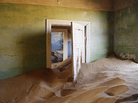 10 Deserted Places and Why They Were Abandoned | Other Stuff | Scoop.it