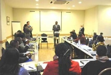 Une vingtaine d'entrepreneurs congolais suivent une formation en Business Planning à Bruxelles | Sycie | Scoop.it