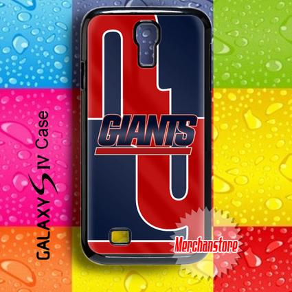 New York Giants NFL Logo Samsung Galaxy S4 Case | Merchanstore - Accessories on ArtFire | SAMSUNG GALAXY S4 CASE | Scoop.it