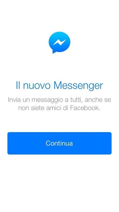 Facebook sfida WhatsApp & Co. | Socially | Scoop.it