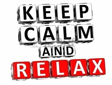 KEEP CALM AND RELAX, GOD IS IN CONTROL | Christian Romance and Godly Living | Scoop.it