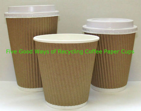 How to reuse your used coffee cups?   Shopping   Scoop.it