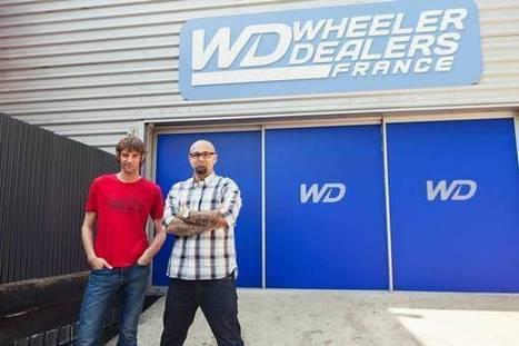 Wheeler Dealers France arrive sur RMC Découverte | AutoCollec Voitures et automobiles de Collection | Scoop.it