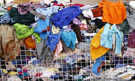 Retailers launch campaign to keep old clothes out of landfill | Sustainable life | Scoop.it