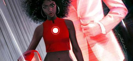 Marvel : le nom du successeur d'Iron Man vient de tomber et il s'agira d'une femme | Superheroes & Supervillains | Scoop.it