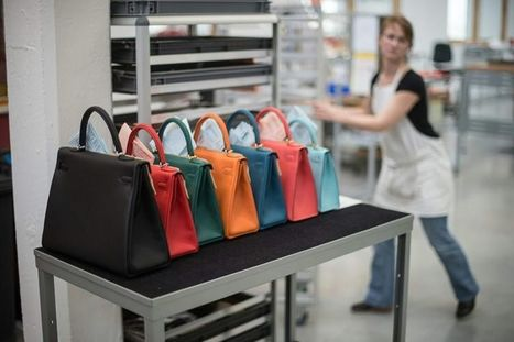 Accro au Made in France, Hermès inaugure une manufacture en Franche-Comté | ECONOMIES LOCALES VIVANTES | Scoop.it