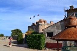 La citadelle de Saint-Tropez   Yamo   Paysages   Scoop.it