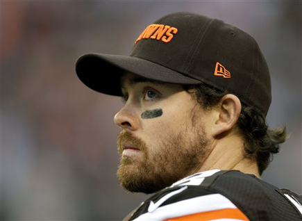 Cleveland Browns trade QB Colt McCoy to 49ers for 2 picks | The ... | Cleveland Press | Scoop.it
