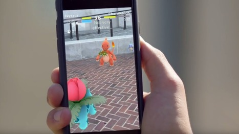 Pokémon Go is an unbelievable breakout success for augmented reality. Now what? | Work N'Roll (A better -digital- way of life) | Scoop.it