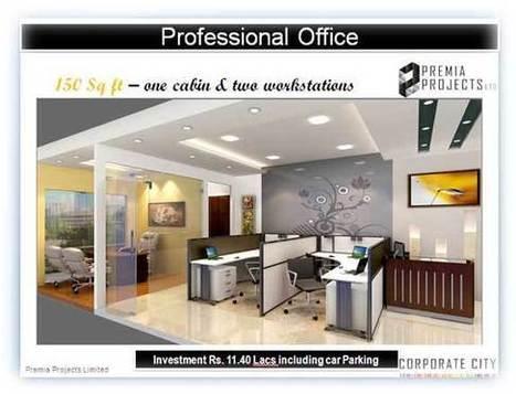 Premia corporate city greater noida west price list | Greater Noida West | new projects in noida extensoin | Scoop.it
