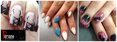 55% off on Online Coupon for New Artificial Nail Set at Persona Hair Group in Nanaimo. | News | Scoop.it