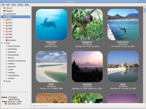 Shotwell | Fotografia e Linux | Scoop.it