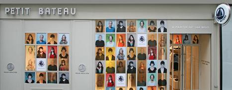 Petit Bateau remercie ses 100 000 fans via une opération de web-to-store | 1-Points de vente 3.0 | Scoop.it